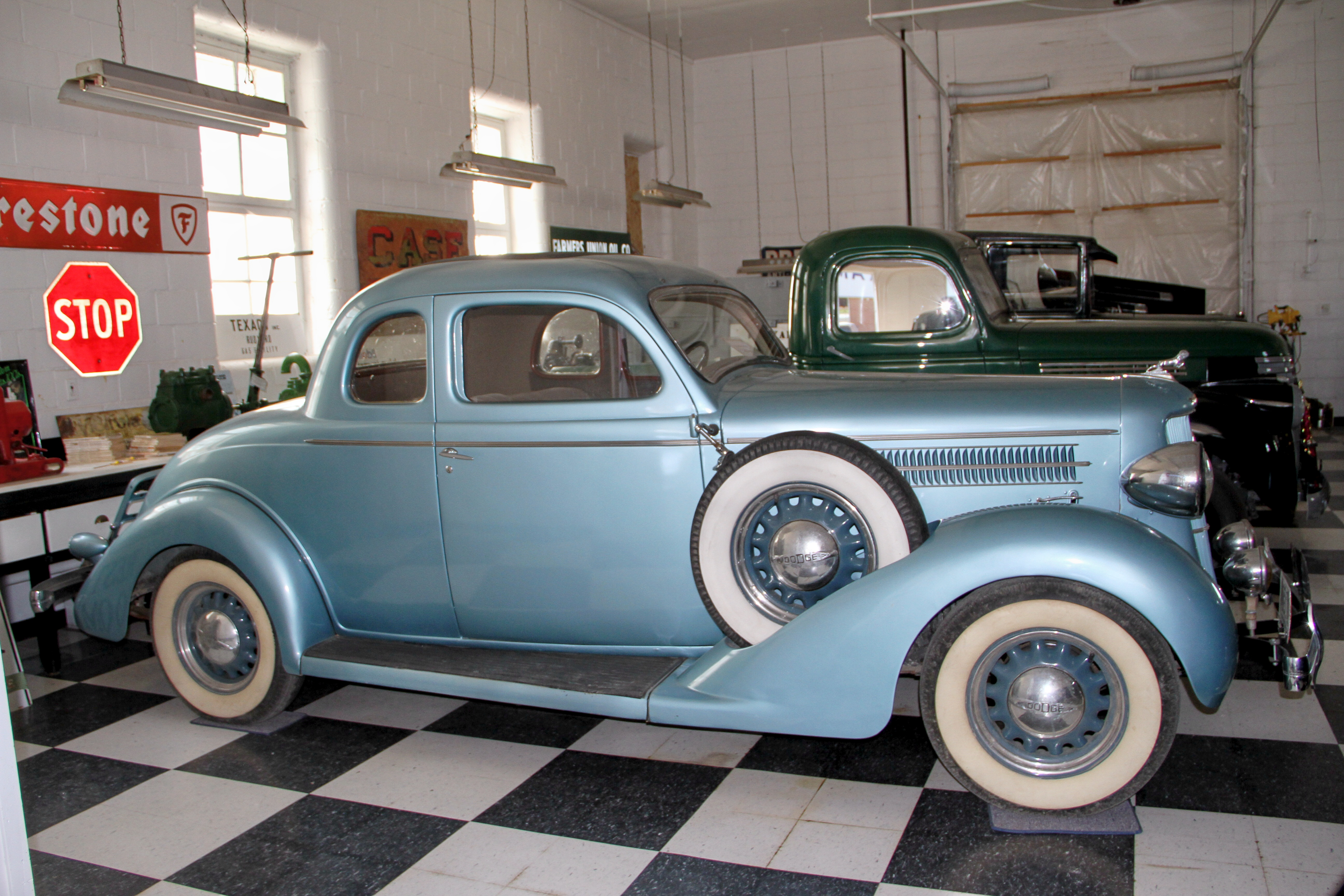 Vintage Auto Museum | rudyardmuseum
